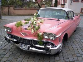 Hochzeitsauto Nürnberg